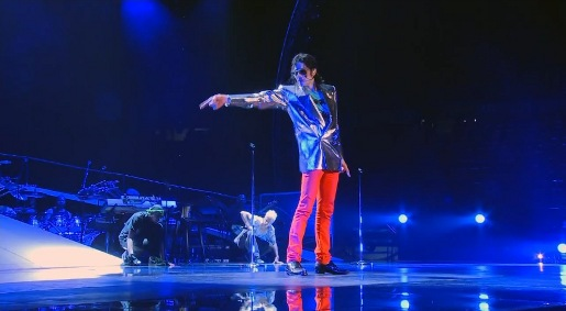 Michael Jackson This Is It trailer
