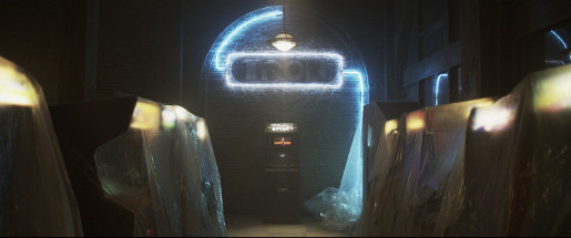 Tron Legacy Trailer still