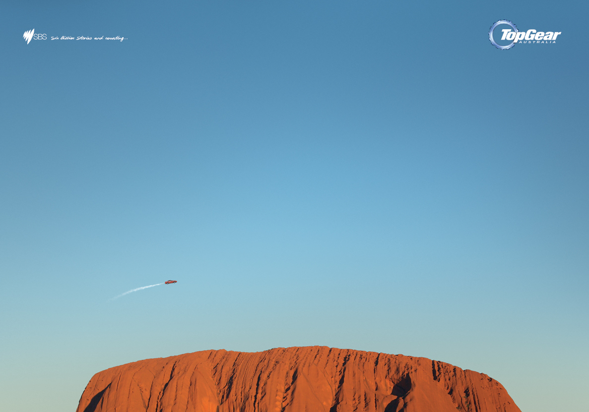 SBS Top Gear Australia - Uluru