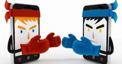 mobile-phones-fight-red-blue