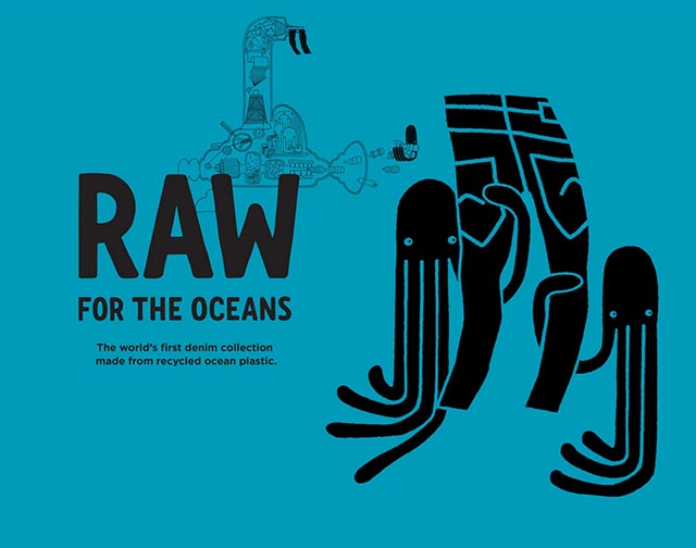 G Star Raw For The Oceans The Inspiration Room