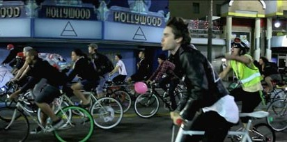 Thirty Seconds To Mars Kings and Queens Ride