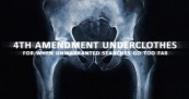 4th Amendment Underwear