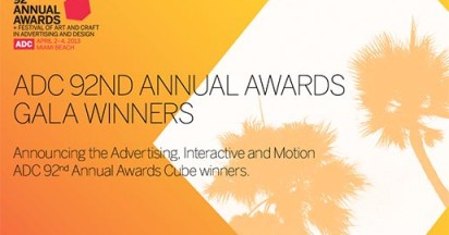 Art Directors Club 2013 Winners