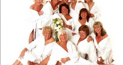 Calendar Girls in Derry Raise Funds For Breast Care Unit