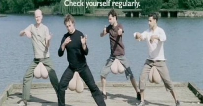 Everyman Checks Balls for Testicular Cancer
