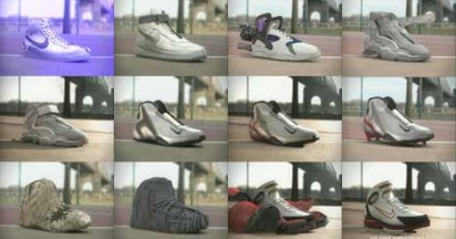 Nike Air Huarache 2K4 in Evolution