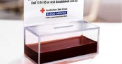 Australian Red Cross Produces Blood Box
