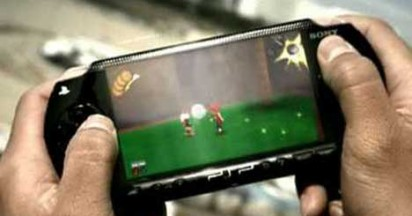 Sony Playstation PSP Point of View