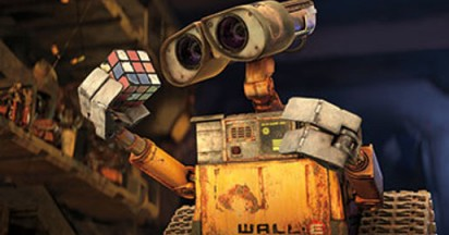 Wall E Down to Earth