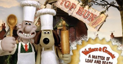Wallace and Gromit a Matter of Loaf and Death