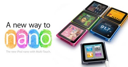 Apple A New Way to Nano