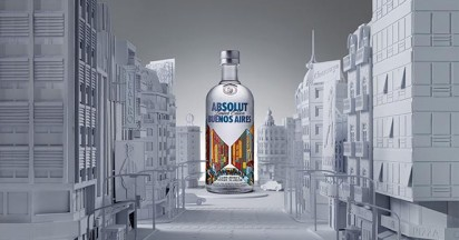 Absolut Buenos Aires Cocktail City
