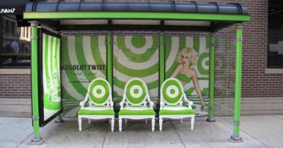 Absolut Bus Shelters