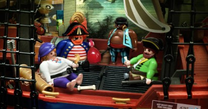 Pirates Keep Obesity Away From Your Child