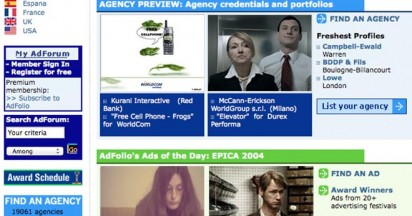 AdForum TV Ads Online