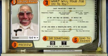 CareerBuilder Age-O-Matic Measures Job Stress