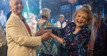 Air New Zealand Betty White Safety Film