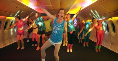 Air New Zealand Fit to Fly with Richard Simmons