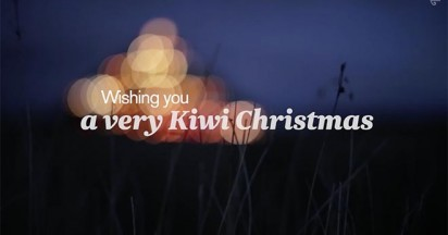 Air New Zealand Very Kiwi Christmas