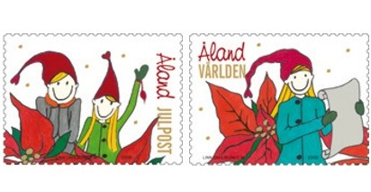 150 Christmas Stamps from 2009