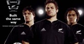 Iveco All Blacks Haka