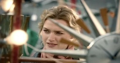 American Express used by Kate Winslet in real life