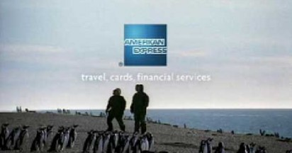 American Express Dreams of Penguins
