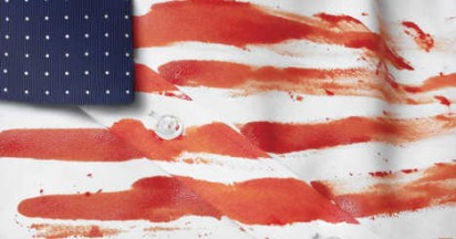 American Psycho Flag on TV2
