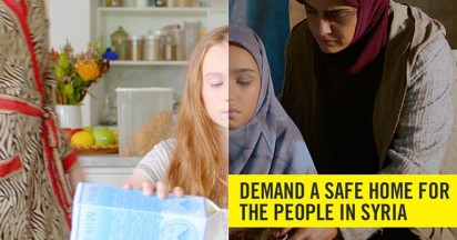 Amnesty Australia Syria connections