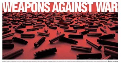 Amnesty International Weapons Against War