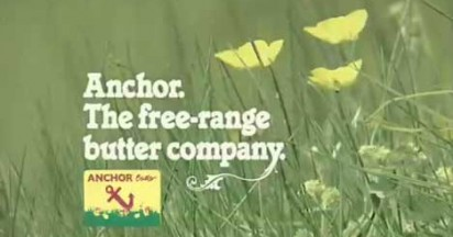 Anchor Free Range Buttercups
