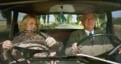 Antena TV Ad Jokes with Steering Wheel