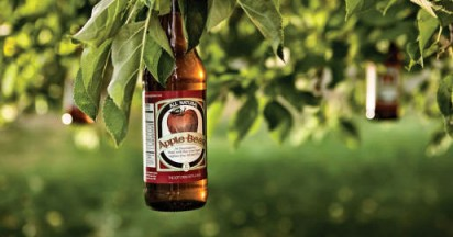 Apple Beer Made from Real Apples