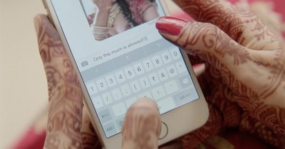 Apple iPhone in India Wedding Ad