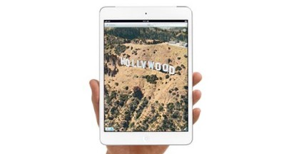 iPad Hollywood – Lights Camera Action