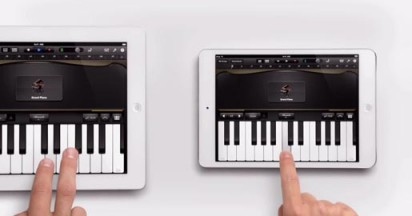 Apple iPad Mini Piano