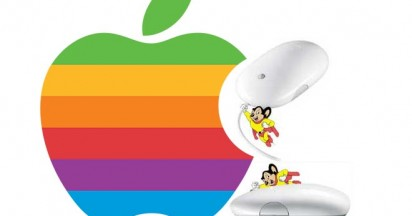 Apple Mighty Mouse Saves The Day