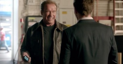 Arnold Schwarzenegger discovers Realestate.com.au