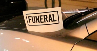 Arrive Alive Funeral Procession