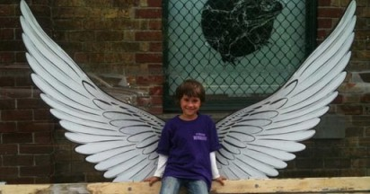 Auckland City Mission Angel Wings