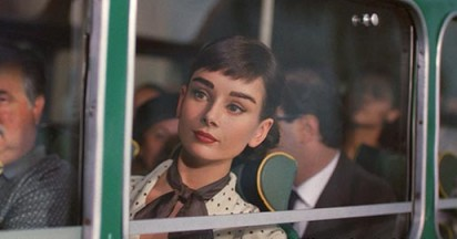 Galaxy and Audrey Hepburn return to 1950s