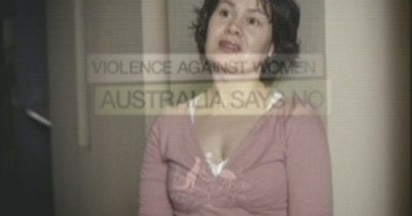 Australia Says No to Violence Against Women