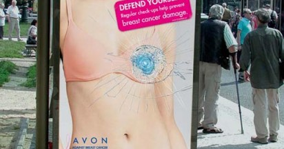 Avon Against Breast Cancer – Defend Yourself