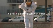 Nothing Beats an Astronaut