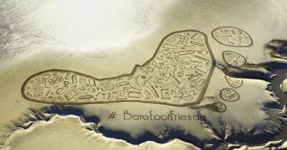 Barefoot Friendly Beaches