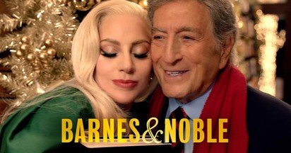 Barnes & Noble Lady Gaga & Tony Bennett