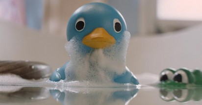 Bathstore Blue Duck