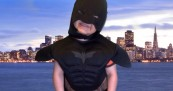 Make a Wish Batkid Saves San Francisco