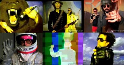 Beck The Information Album Videos